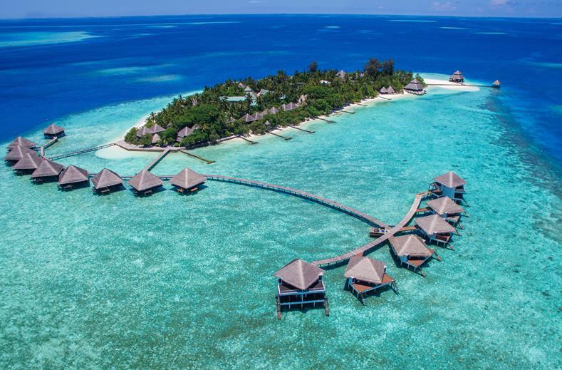 Adaaran Club Rannalhi Resort Malediven